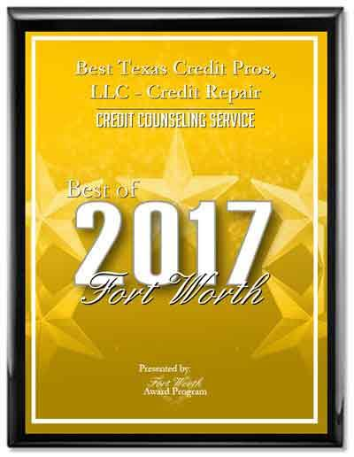credit repair texas, credit repair fort worth, credit repair dallas